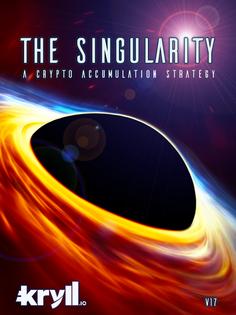 The Singularity V17 (traded currency piggy) Kryll strategy poster
