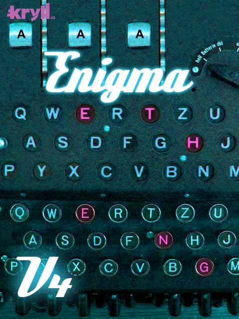 Enigma V4 Kryll strategy poster