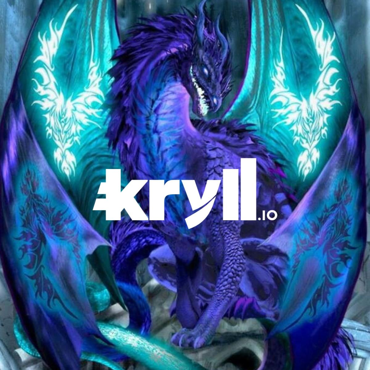 DRAGON Kryll strategy poster