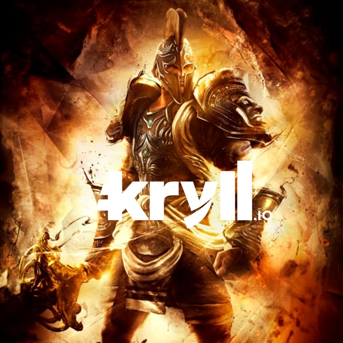 INMORTAL V3 Kryll strategy poster