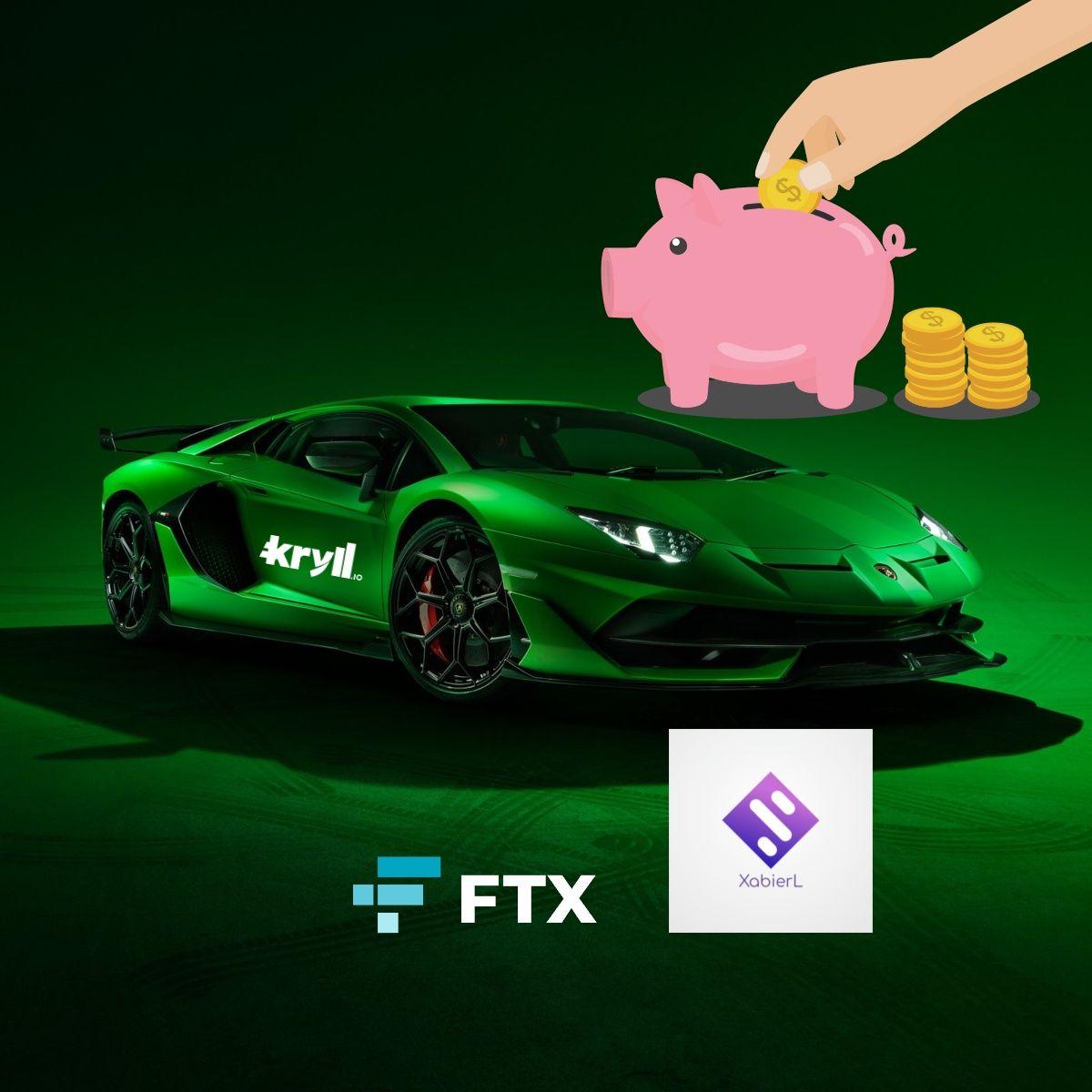 FACU FTX VERSION PIGGY Kryll strategy poster