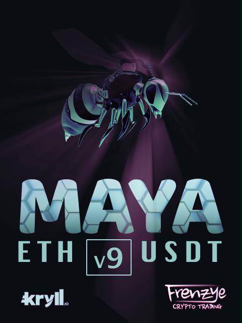 🐝 MAYA  V9 🐝 Kryll strategy poster