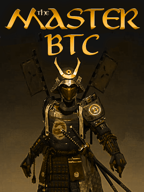The Master BTC strategy Kryll strategy poster