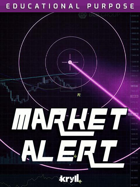 Market Alert Kryll strategy poster