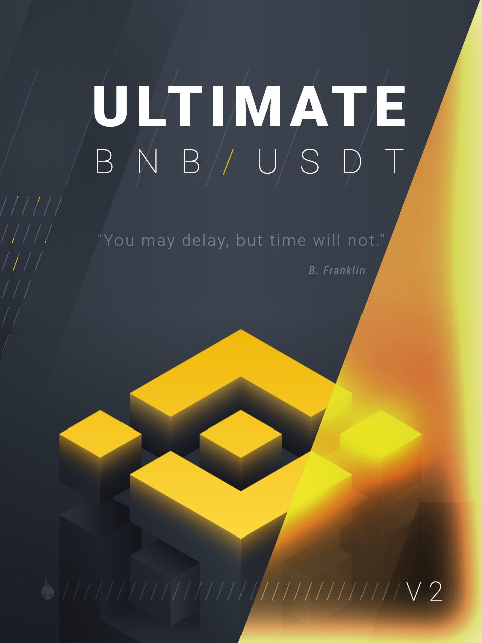 ULTIMATE BNB V2 Kryll strategy poster