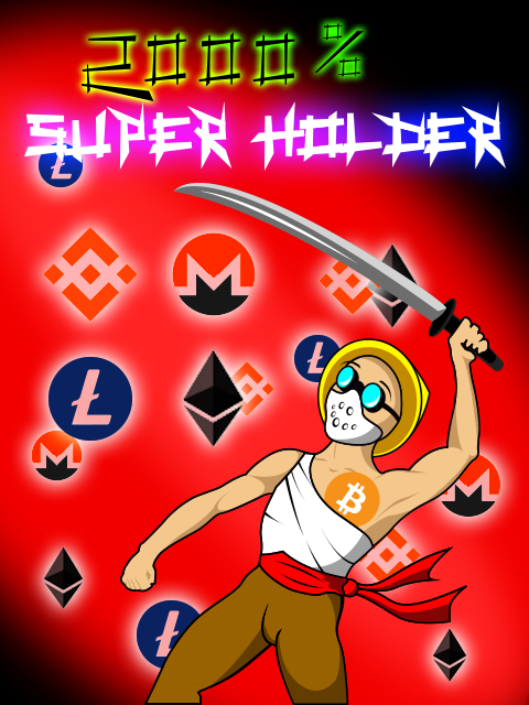 2000% Super Holder Kryll strategy poster