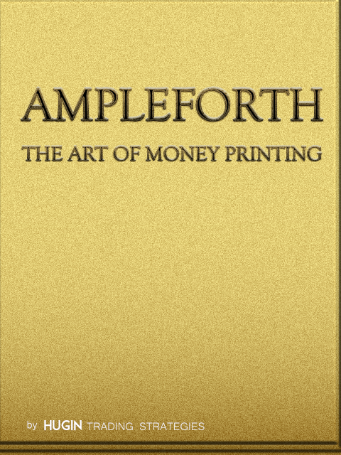 AMPLEFORTH - ORIGINAL (ART OF MONEY PRINTING) Kryll strategy poster