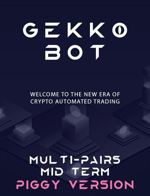 🦎 GEKKO BOT [V9 - PIGGY TRADED] Kryll strategy poster