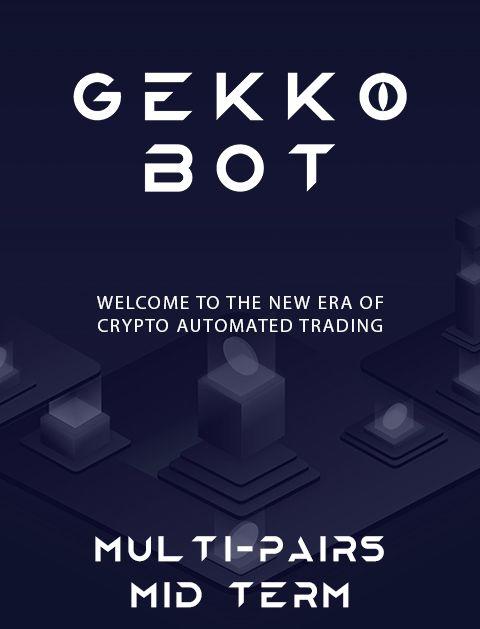 🦎 GEKKO BOT [V9] Kryll strategy poster