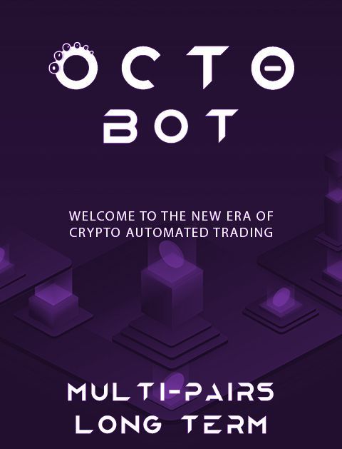 🐙 OCTO BOT [V2] Kryll strategy poster