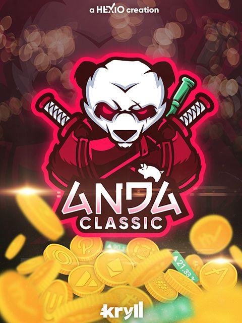 🐼 ANDA BOT [V3] - Piggy crypto 5% Kryll strategy poster