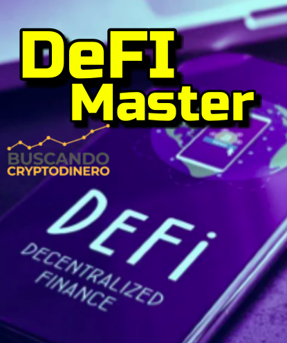 BCD DeFI Master Kryll strategy poster
