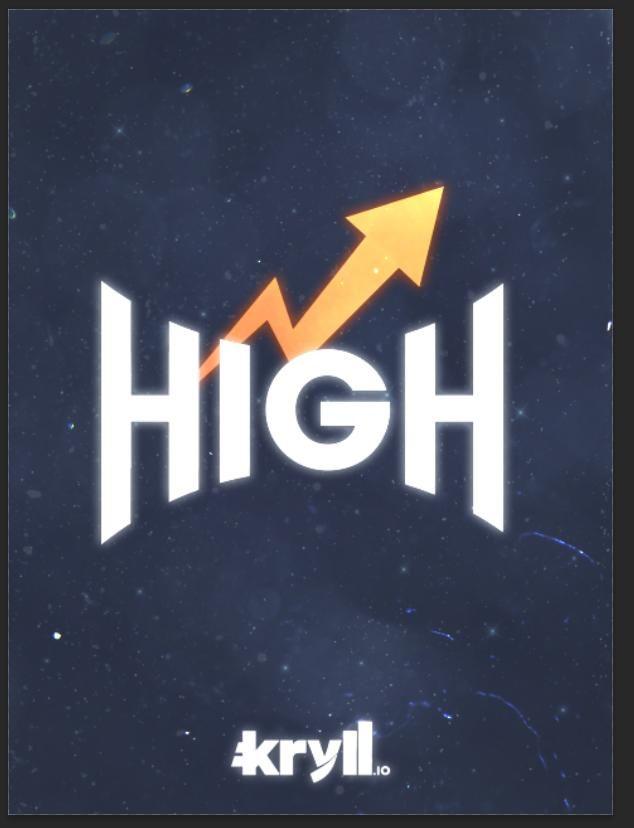HIGH  Kryll strategy poster