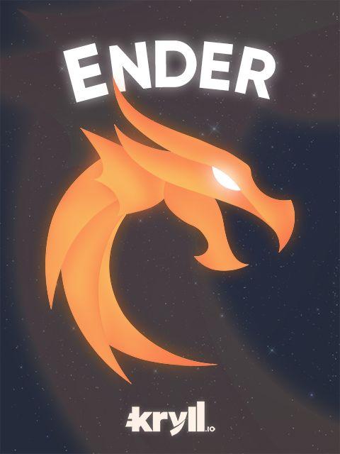 Ender Kryll strategy poster