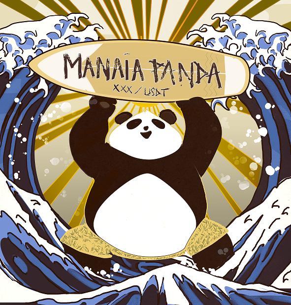 Manaia Panda 🐼 Kryll strategy poster