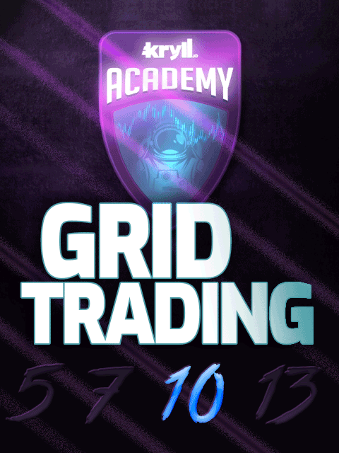 Kryll HowTo #1 - Grid trading 10 Kryll strategy poster