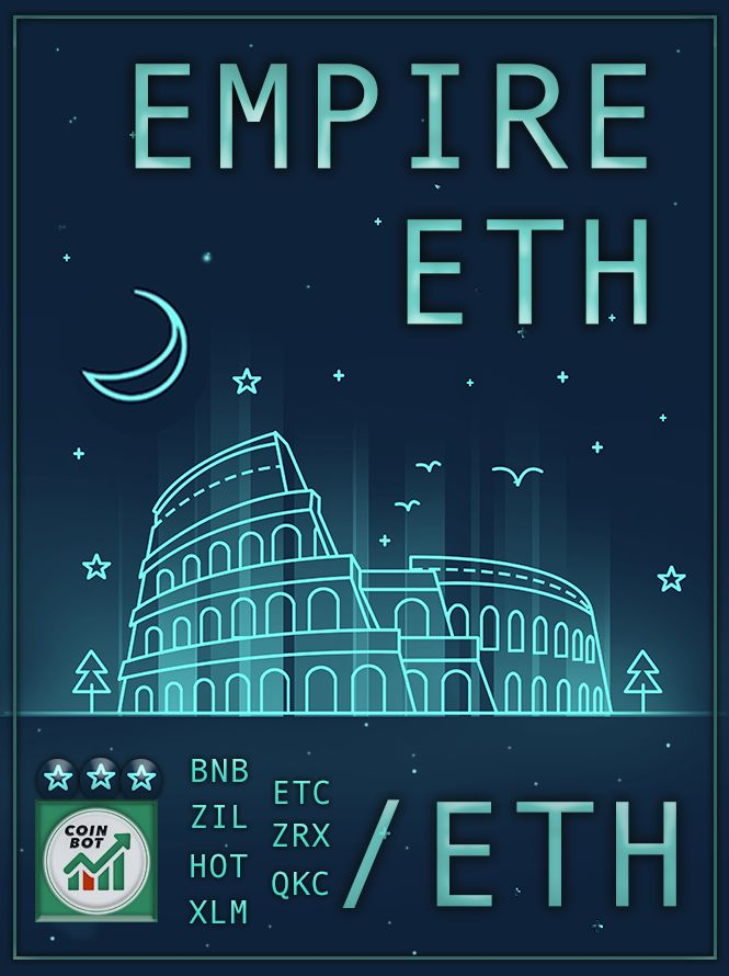 EMPIRE ETH Kryll strategy poster