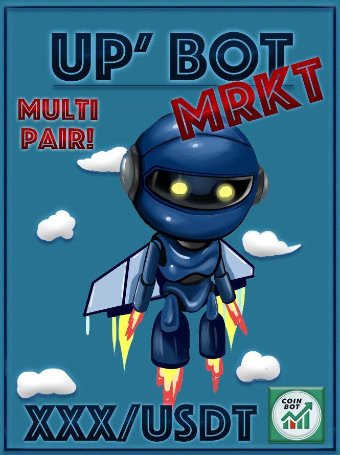 Up'Bot MRKT Kryll strategy poster