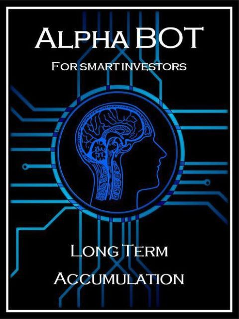 Alpha Bot  Kryll strategy poster