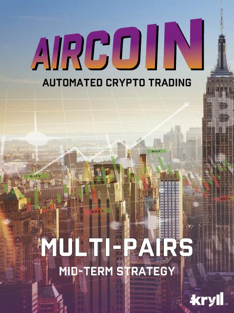 AIRCOIN Kryll strategy poster