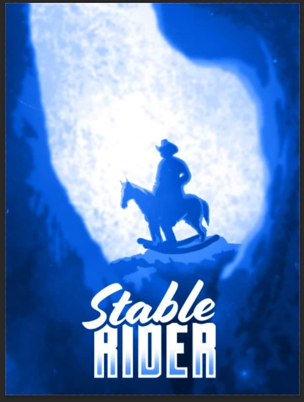 Stable Rider Kryll strategy poster