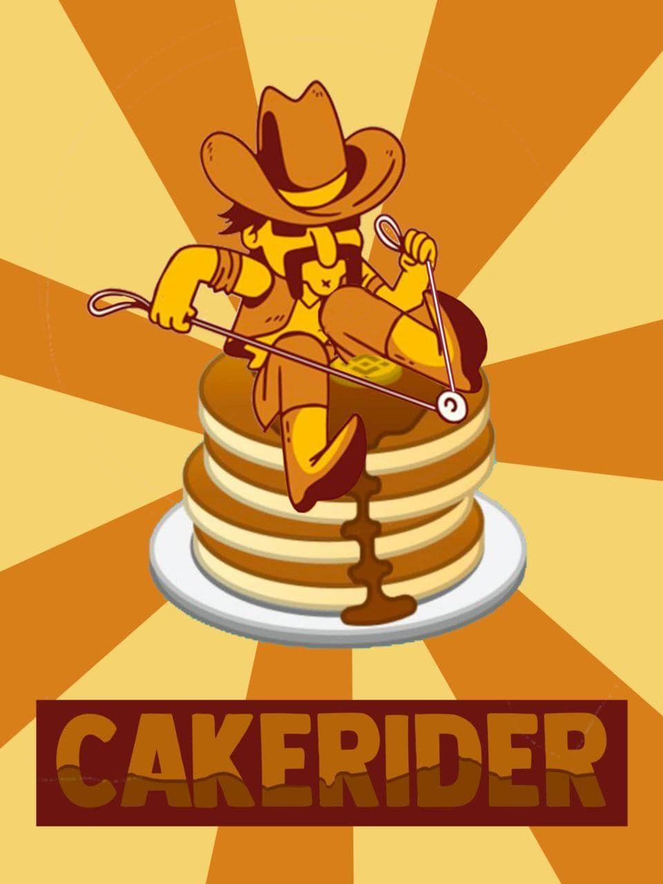 CAKE Rider Kryll strategy poster